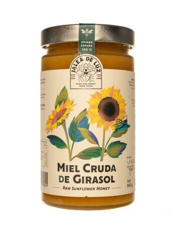 Miel cruda de Girasol 950 gr