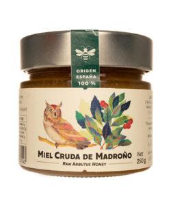Miel de madroño pura 250 gr