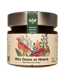 Miel de Flora Serrana pura 250 gr
