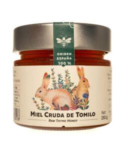 Miel de Tomillo pura 250 gr
