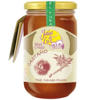 Chestnut honey 500 gr
