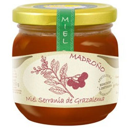 Miel de Madroño 250 gr