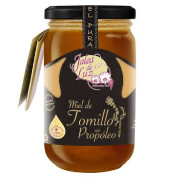 Thyme honey with Propolis-500 gr