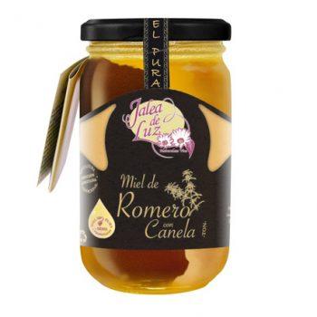 Rosemary honey with cinnamon, 500 gr