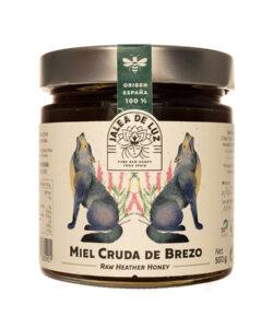 Miel de Brezo natural 500 gr