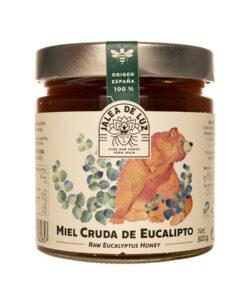 Miel de Eucalipto natural 500 gr