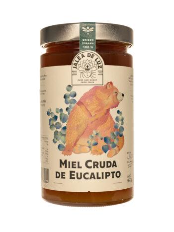 Miel cruda de Eucalipto 950 gr
