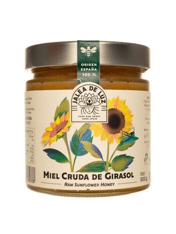 Miel de Girasol natural 500 gr