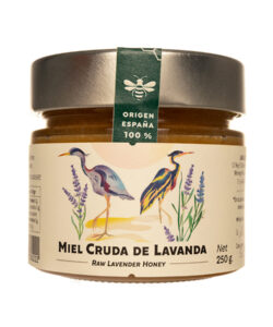 Miel de Lavanda pura 250 g