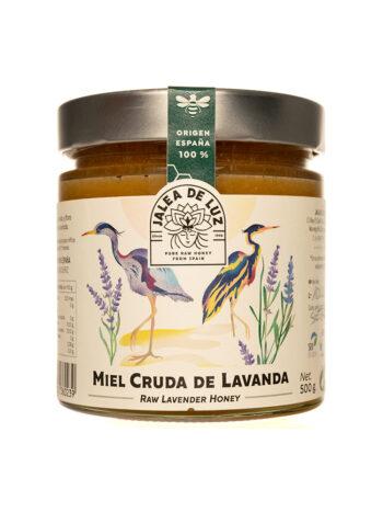 Miel de Lavanda natural 500 gr