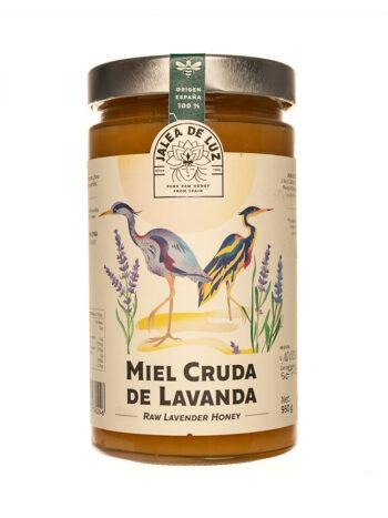 Miel cruda de Lavanda 950 gr
