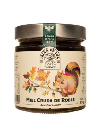 Miel de roble natural 500 gr