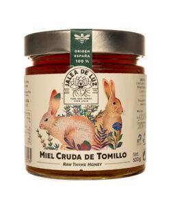 Miel de Tomillo natural 500 gr