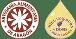 Logos-made food