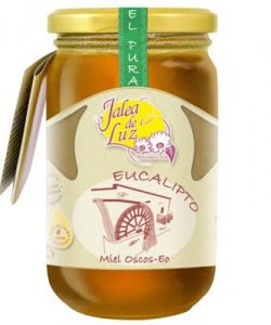 Eucalyptus honey 500 gr