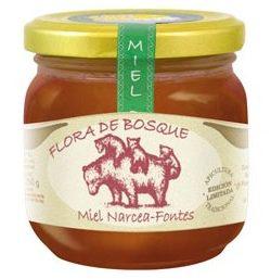 Miel de Flora del Bosque 250 gr