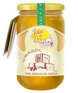 Sunflower Honey 500 gr