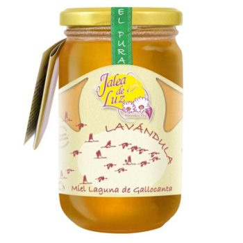 Miel de Lavanda 500 gr