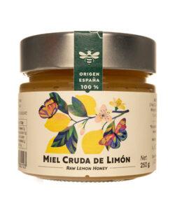Miel de limón pura 250 gr