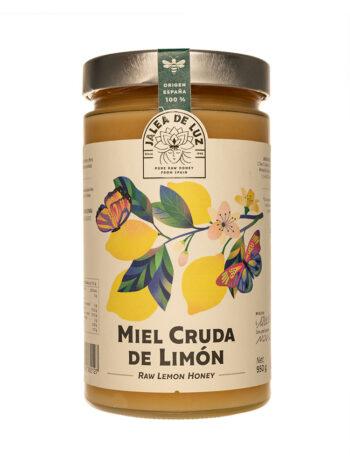 Miel cruda de limón 950 gr