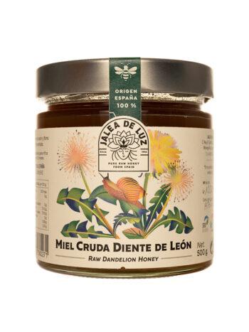 Miel de Diente de León natural 500 gr