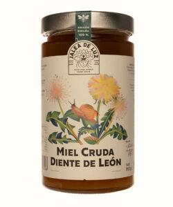 Miel cruda de Diente de León 950 gr