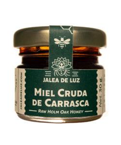 Comprar miel de carrasca pura 30 gr