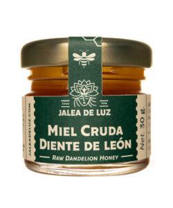 Miel cruda de Diente de León 30 gr