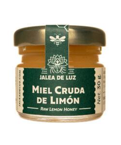 Comprar miel cruda de limón 30 gr