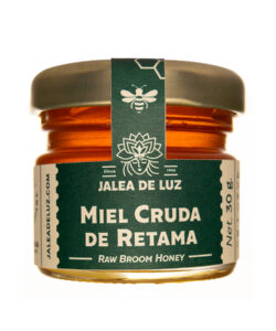 Miel cruda de Retama 30 gr