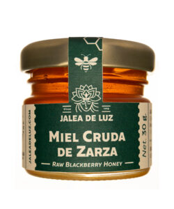 Comprar miel de zarzamora pura 30 gr
